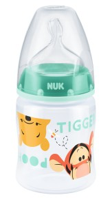 Butelka NUK First Choice+ Disney Kubuś z PP 150 ml, silikon
