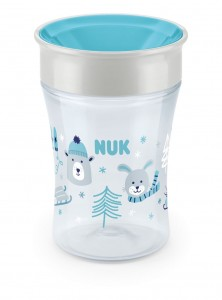 "Kubek ""niekapek"" NUK Magic Cup Winter Wonderland"